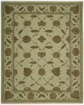 Designer Series Silky SIL1 Green Closeout Area Rug