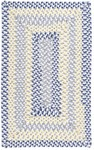 Surya Country Living Summer Braids SMR-6501 Navy/Yellow Closeout Area Rug - Spring 2012