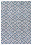 Jaipur Subra SNK16 Caprice Indian Teal & Silver Area Rug