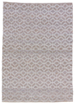 Jaipur Subra SNK18 Caprice Fossil & Silver Area Rug