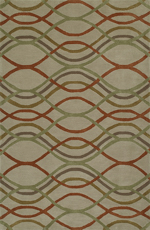 Dalyn Santino SO43 Sand Area Rug