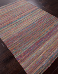 Jaipur Spice SP04 Chai Garden Green/Mix Closeout Area Rug - Fall 2013