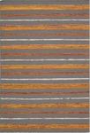 Nourison Spectrum SPE05 GYFLA Grey/Flame Closeout Area Rug