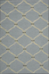Nourison Sorrento SR09 BL Blue Closeout Area Rug