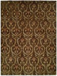 Allara Dharma DH-1000 Brown Area Rug