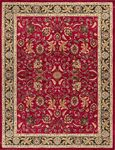 Loloi Stanley ST-01 Red/Charcoal Area Rug