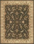 Loloi Stanley ST-03 Chocolate/Beige Area Rug