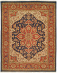 Kalaty Soumak SU-184 Blue/Red Closeout Area Rug