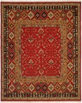 Kalaty Soumak SU-201 Red/Red Closeout Area Rug