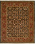 Kalaty Soumak SU-204 Blue/Rose Closeout Area Rug