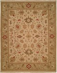 Kalaty Soumak SU-214 Ivory/Light Green Closeout Area Rug
