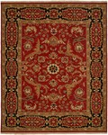 Kalaty Soumak SU-215 Red/Black Closeout Area Rug