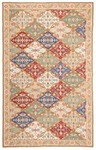 Marcella Savoy SVY449A Bakhtiar Panel Red Closeout Area Rug