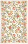Marcella Savoy SVY505A Overscale Floral Ivory Closeout Area Rug