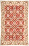 Marcella Savoy SVY526B Floral Brick Closeout Area Rug