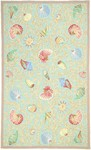 Marcella Savoy SVY551A Shells Light Blue Closeout Area Rug