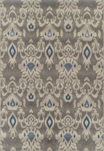 Dalyn St Croix SX4 Silver Area Rug