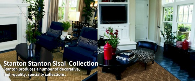 Stanton Stanton Sisal Collection