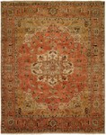 Allara Tania AN-1006 Orange Area Rug