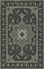 Dalyn Tribeca TB4 Charcoal Area Rug