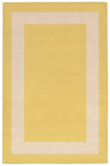 Trans-Ocean Liora Mann Terrace 1786/79 Border Sunshine Closeout Area Rug
