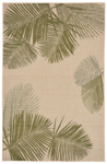 Trans-Ocean Liora Mann Terrace 1792/66 Palm Green Area Rug