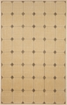Trans-Ocean Liora Mann Terrace 1744/49 Tile Yellow Closeout Area Rug