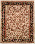 Kalaty Tabernacle TK-482 Ivory/Black Closeout Area Rug