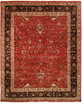 Kalaty Tabernacle TK-484 Rust/Black Closeout Area Rug