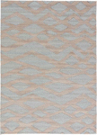 Jaipur Traditions Made Modern Hand Knotted TMH01 Shimmer Fog & Storm Gray Area Rug