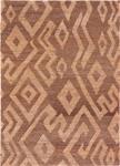 Jaipur Traditions Made Modern Select TMS01 Instinct Almond Buff & Bungee Cord Closeout Area Rug