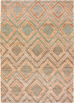 Jaipur Traditions Made Modern Select TMS06 Twool Green Bay/Bistre Closeout Area Rug