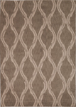 Nourison Tranquility TNQ02 TAU Taupe Area Rug