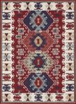 Loloi Taos TO-01 Red Closeout Area Rug