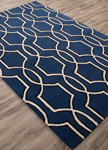 Jaipur Town TOW02 Minion Insignia Blue Cloud Cream Area Rug