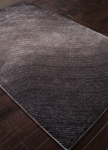 Jaipur Track TRA04 Steel Gray Castlerock Closeout Area Rug