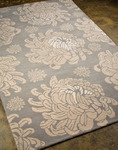 Jaipur Traverse TV06 Taipei Grey Brown/Grey Brown Closeout Area Rug - Fall 2013