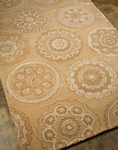 Jaipur Traverse TV09 Algiers Tan/Tan Closeout Area Rug