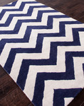 Jaipur Traverse TV23 Paris Deep Navy Closeout Area Rug