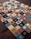 Jaipur Traverse TV24 Lima Ebony/Mushroom Closeout Area Rug - Fall 2013