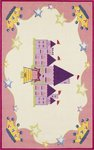 Dalyn Tweens TW19 Pink Closeout Area Rug - Spring 2010