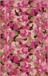 Dalyn Tweens TW49 Pink Closeout Area Rug - Spring 2010