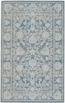 Feizy Thatcher 3671F Denim Closeout Area Rug
