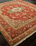 Jaipur Uptown Artemis UT03 Columbus Cayenne/Cayenne Closeout Area Rug - Spring 2014