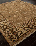 Jaipur Uptown Artemis UT06 5Th Avenue Indian Brown/Cocoa Brown Closeout Area Rug - Fall 2013