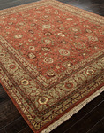 Jaipur Uptown Artemis UT07 Sutton Brick Red/Kelp Closeout Area Rug - Fall 2013