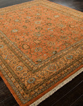 Jaipur Uptown Artemis UT08 Sutton Red Orange/Pumpkin Closeout Area Rug - Spring 2014