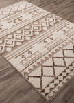 Jaipur Vanden VAN02 Healey Trutle Dove & Taupe Gray Area Rug