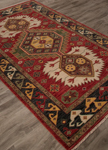 Jaipur Village VBA01 Karter Baked Apple & Fog Area Rug