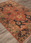 Jaipur Village VBA02 Azra Phantom & Muted Clay Area Rug